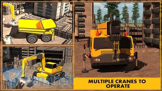 Construction Excavator Simulator 3D Ekran Görüntüleri - 3