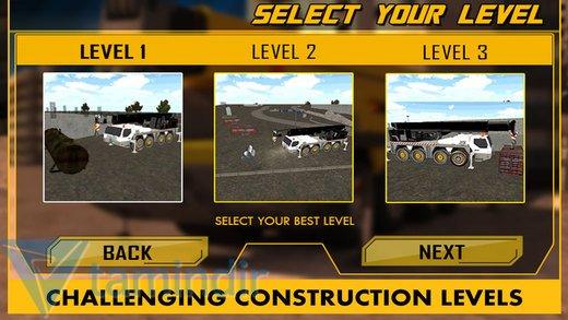 Construction Excavator Simulator 3D Ekran Görüntüleri - 1