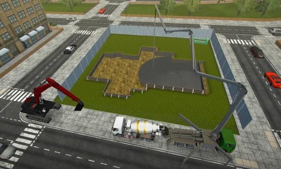 Construction Simulator PRO 17 Ekran Görüntüleri - 3
