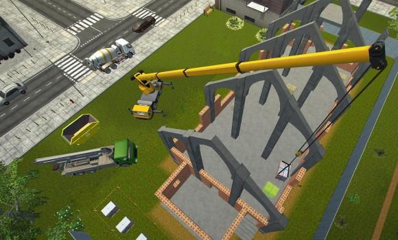 Construction Simulator PRO 17 Ekran Görüntüleri - 4