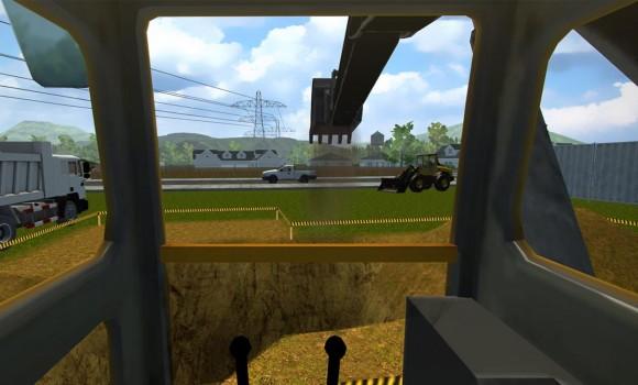 Construction Simulator PRO 17 Ekran Görüntüleri - 1