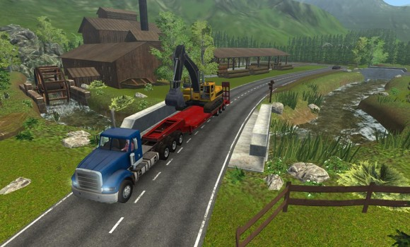 Construction Simulator PRO 17 Ekran Görüntüleri - 2