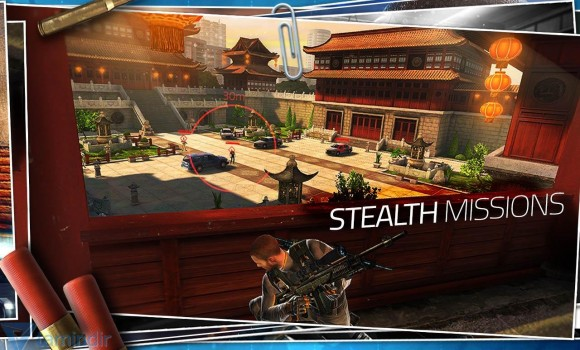 Contract Killer: Sniper Ekran Görüntüleri - 2