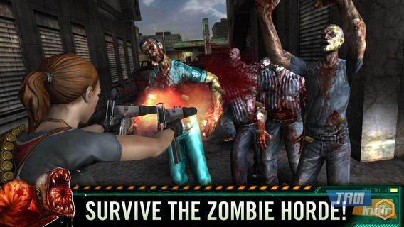 Contract Killer Zombies 2 Ekran Görüntüleri - 2