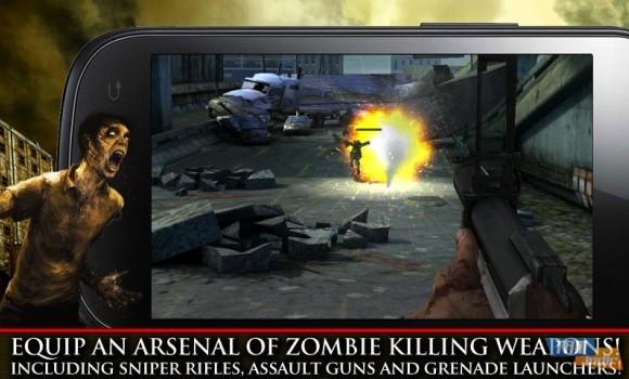 CONTRACT KILLER: ZOMBIES Ekran Görüntüleri - 3