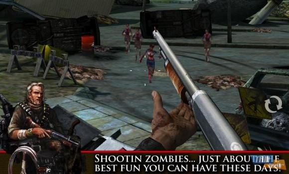 CONTRACT KILLER: ZOMBIES Ekran Görüntüleri - 2