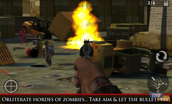 CONTRACT KILLER: ZOMBIES Ekran Görüntüleri - 1