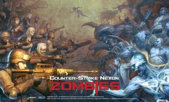 Counter-Strike Nexon: Zombies Ekran Görüntüleri - 11