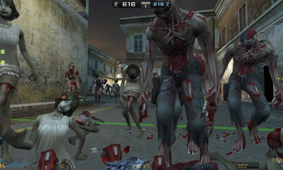 Counter-Strike Nexon: Zombies Ekran Görüntüleri - 7