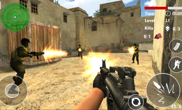 Counter Terrorist Shoot Ekran Görüntüleri - 5