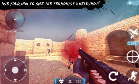 Counter Terrorist-SWAT Strike Ekran Görüntüleri - 1