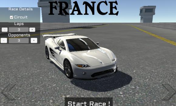 Country - Car Racing Ekran Görüntüleri - 1