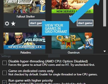 CPUCores :: Maximize Your FPS Ekran Görüntüleri - 8