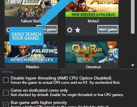 CPUCores :: Maximize Your FPS Ekran Görüntüleri - 7