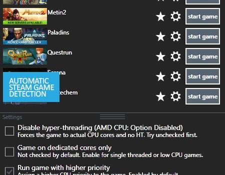 CPUCores :: Maximize Your FPS Ekran Görüntüleri - 6