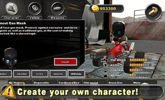Cracking Sands - Combat Racing Ekran Görüntüleri - 3