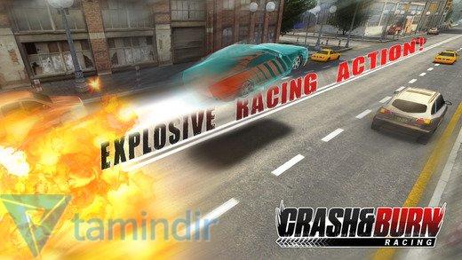 Crash and Burn Racing Ekran Görüntüleri - 5