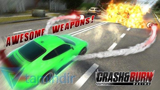 Crash and Burn Racing Ekran Görüntüleri - 2