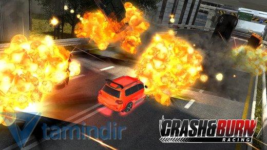 Crash and Burn Racing Ekran Görüntüleri - 1