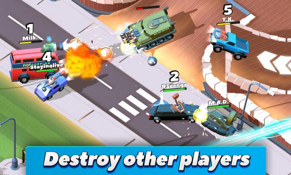 Crash of Cars Ekran Görüntüleri - 4