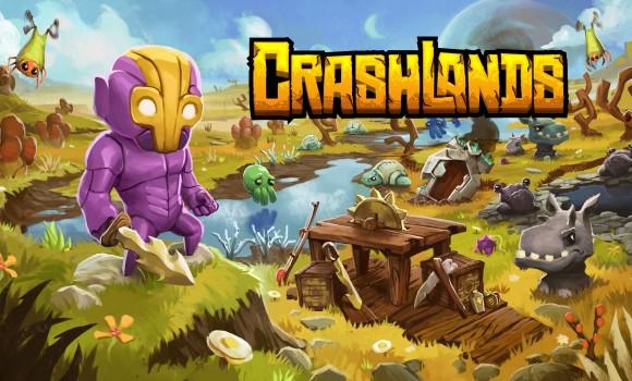 Crashlands Ekran Görüntüleri - 2