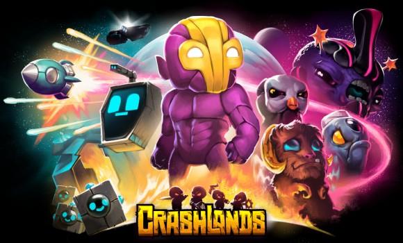 Crashlands Ekran Görüntüleri - 1