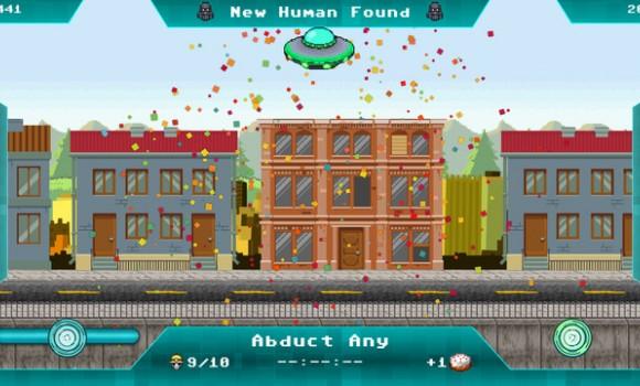 Crazy Alien Invaders Ekran Görüntüleri - 4