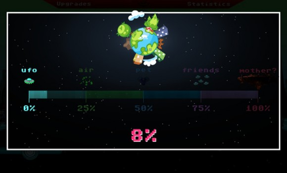 Crazy Alien Invaders Ekran Görüntüleri - 3
