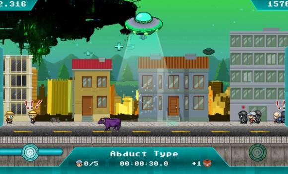 Crazy Alien Invaders Ekran Görüntüleri - 2
