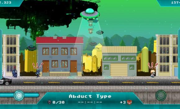Crazy Alien Invaders Ekran Görüntüleri - 1