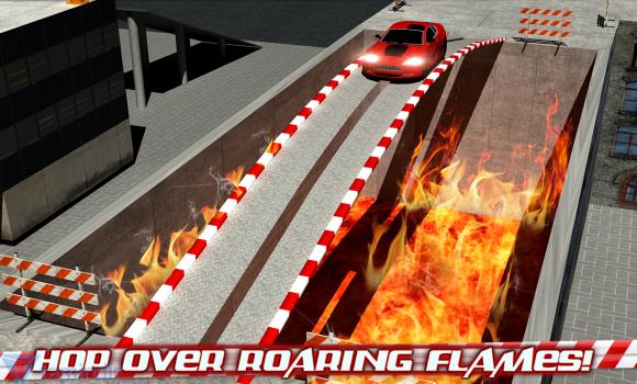 Crazy Car Roof Jumping 3D Ekran Görüntüleri - 2