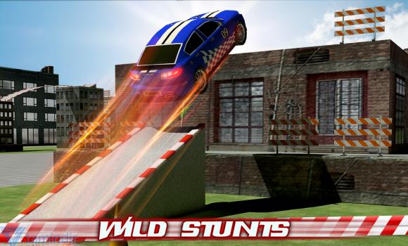 Crazy Car Roof Jumping 3D Ekran Görüntüleri - 4