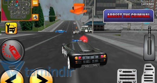 Crazy Driver Police Duty 3D Ekran Görüntüleri - 4