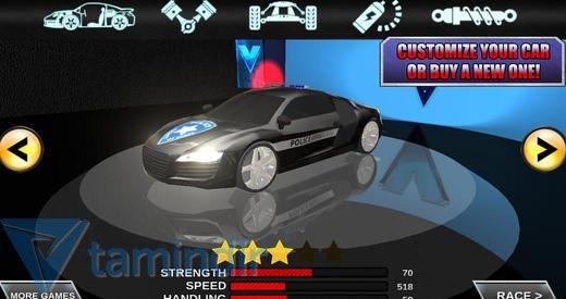 Crazy Driver Police Duty 3D Ekran Görüntüleri - 3