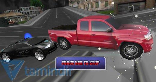 Crazy Driver Police Duty 3D Ekran Görüntüleri - 2
