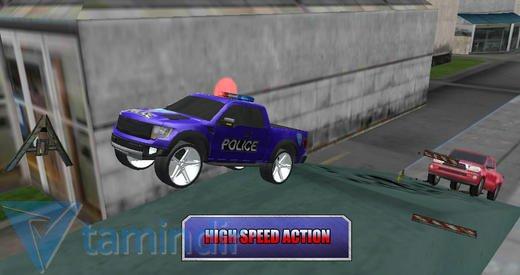 Crazy Driver Police Duty 3D Ekran Görüntüleri - 1