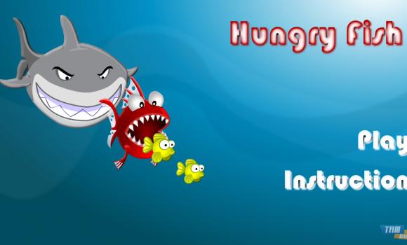 Crazy Hungry Fish Free Game Ekran Görüntüleri - 3