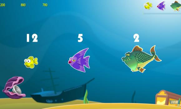 Crazy Hungry Fish Free Game Ekran Görüntüleri - 2