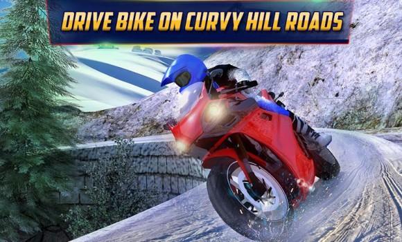 Crazy Offroad Hill Biker 3D Ekran Görüntüleri - 5