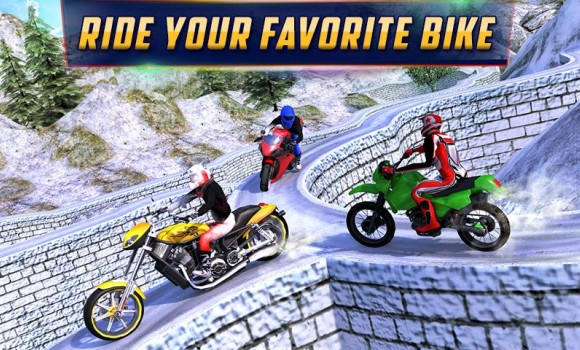 Crazy Offroad Hill Biker 3D Ekran Görüntüleri - 3