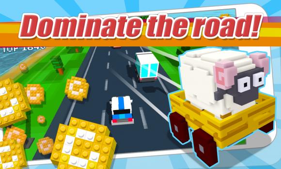 Crazy Road Ekran Görüntüleri - 5