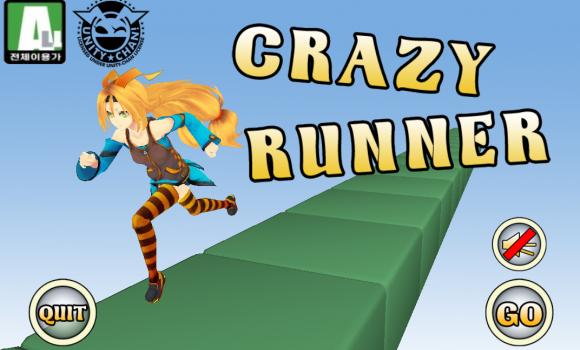Crazy Runner Ekran Görüntüleri - 1