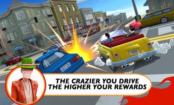 Crazy Taxi: City Rush Ekran Görüntüleri - 8