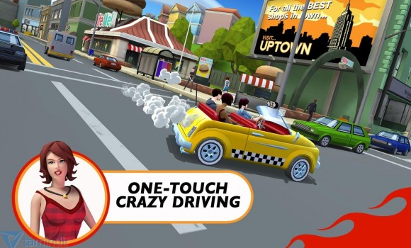 Crazy Taxi: City Rush Ekran Görüntüleri - 7