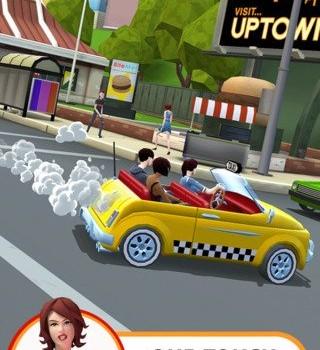 Crazy Taxi: City Rush Ekran Görüntüleri - 4