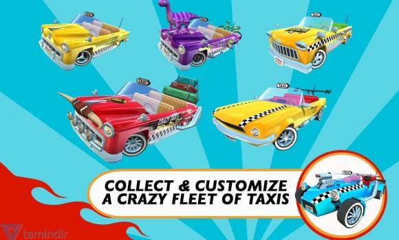 Crazy Taxi: City Rush Ekran Görüntüleri - 6
