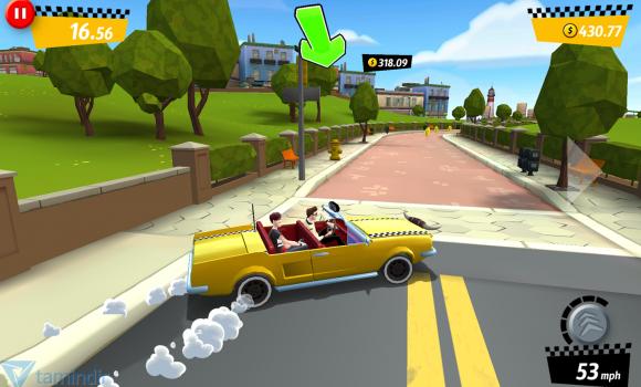 Crazy Taxi: City Rush Ekran Görüntüleri - 3