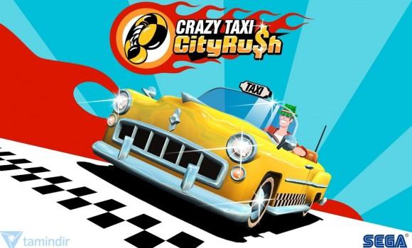 Crazy Taxi: City Rush Ekran Görüntüleri - 1