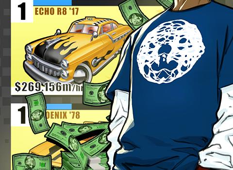 Crazy Taxi Gazillionaire Ekran Görüntüleri - 4