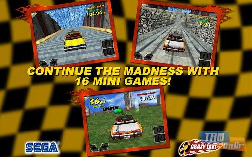 Crazy Taxi Ekran Görüntüleri - 1
